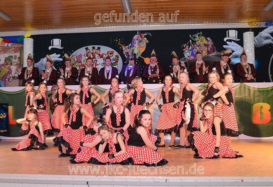 Kinderballett des JKC 2017