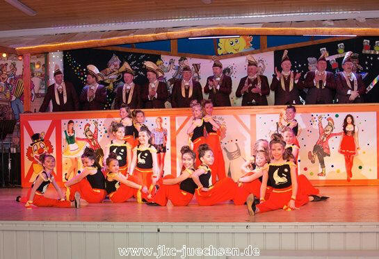 Kinderballett des JKC 2018